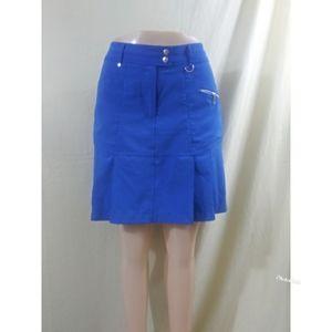 GG Blue Women Golf Skorts Size 10
